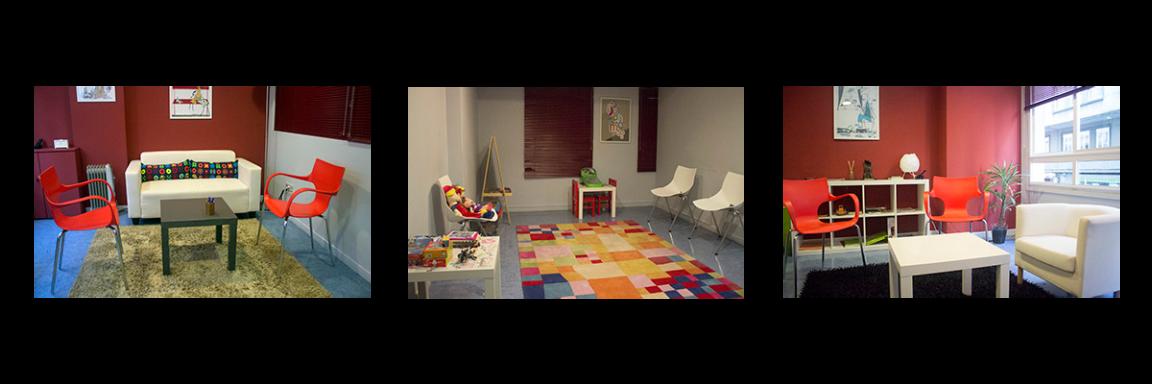 Interior del Centro de Asesoramiento y Psicoterapia